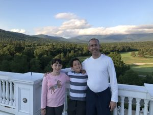 Mount Washington Resort in New Hampshire